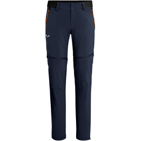 SALEWA Pedroc Durastretch Pantalones 2/1 Hombre, azul